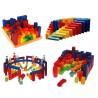 Escalier, 100 cubes à compter, jeu en bois Grimms