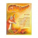 livre Graindor N°5 Automne, album illustré steiner waldorf imagin edition