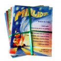 Collection 8 albums Mirlidor, livre steiner waldorf de Imagin edition