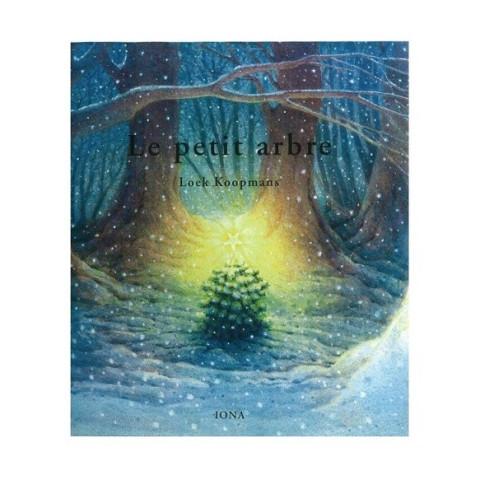 Le petit arbre, histoire de noel,  livre illustré pour enfants, editions iona