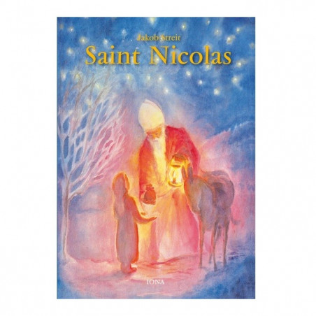 Saint Nicolas, livre illustré