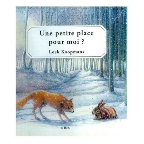 Une petite place pour moi, livre illustré, iona