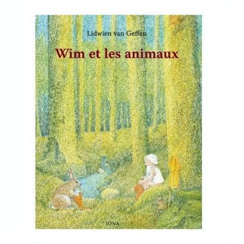 Wim et les animaux, livre illustré