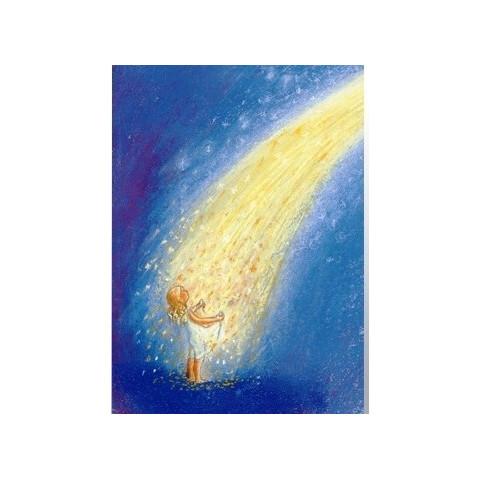 Carte Talents d'étoiles de marjan van zeyl, pour enfant steiner waldorf