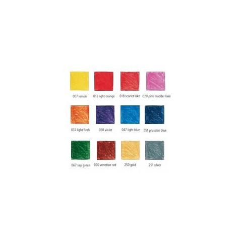 Crayons de couleur super ferby, grande qualité  en bois de Lyra