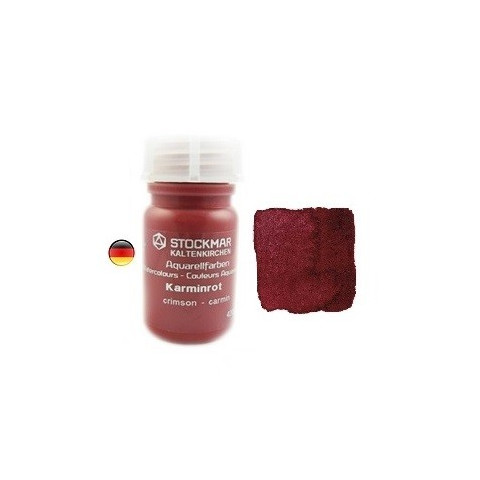 Peinture Aquarelle 50 ml stockmar, watercolor steiner waldorf