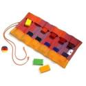 Trousse, pochette ou étui  pour blocs de cire Stockmar