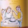 Kit Cire d'abeiille pour bougies trempées, dipam