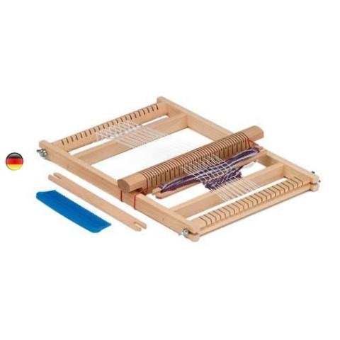 Métier à tisser en bois, grand modèle