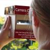 Caméra obscura, photo et experience optique, jeu de sciences Kraul
