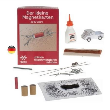 Magnetisme, petit kit d'experiences