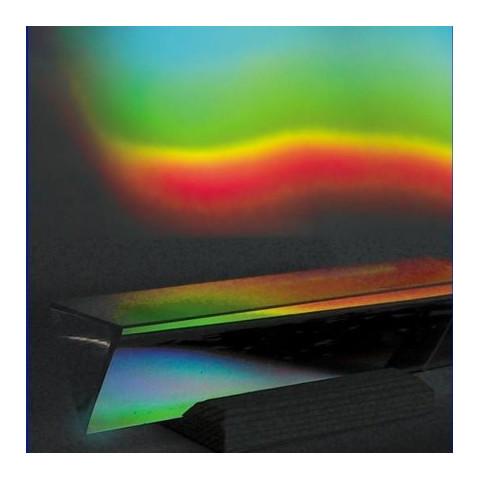 Prisme verre pour arc en ciel, experience optique pour enfant, waldorf steiner de kraul