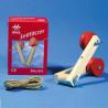 Télépherique de poche, Telexpress, jouet en bois de voyage, steiner waldorf  Kraul