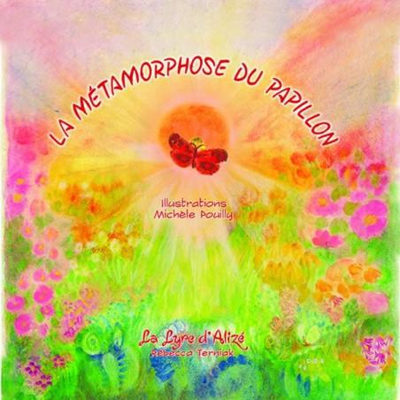 La metamorphose du papillon, livre illustré