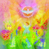 La metamorphose du papillon, livre illustré rebecca terniak Lyre d'alizé
