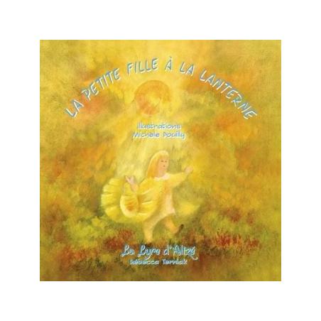 La petite fille à la lanterne, livre illustré