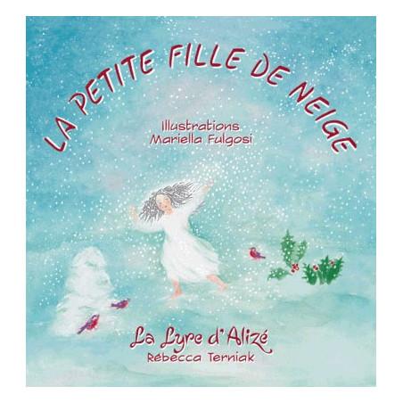 La petite fille de neige, livre illustré