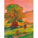 Le violon enchanté, livre illustré rebecca terniak, lyre d'alyzée