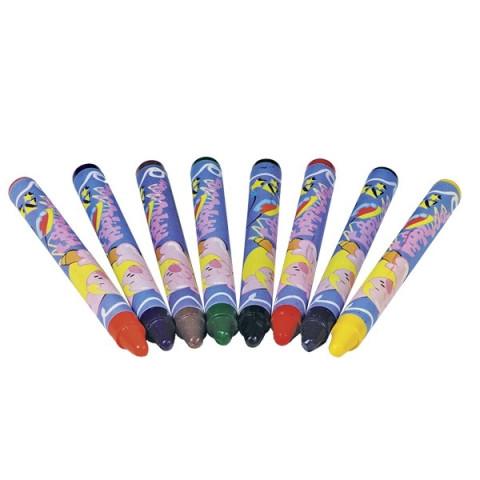 Crayons pour textile