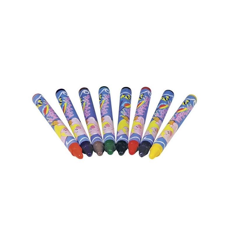 Crayons pour dessin sur textile et tissu goki