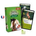 Défis nature Chevaux, jeu de cartes passionant et instructif de bioviva france à strasbourg