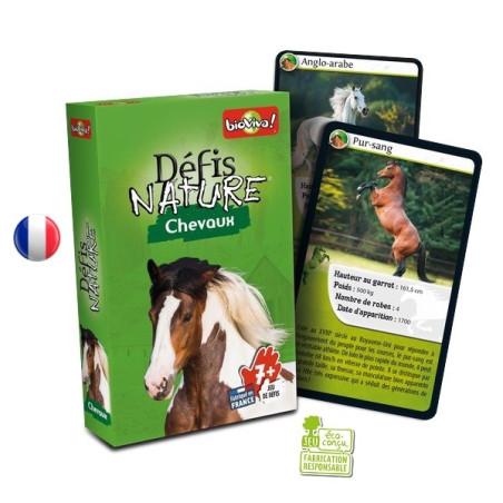 Défis nature Chevaux