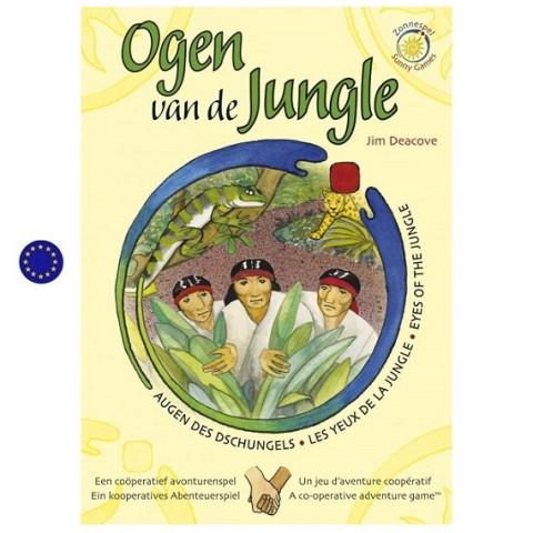 Les yeux de la jungle, jeu cooperatif
