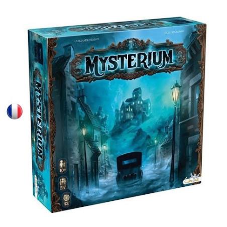 Mysterium, jeu coopératif d'enquète