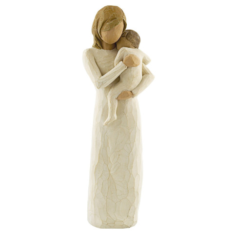Statuette child of my heart, enfant de mon coeur, cadeau fête mere, communion, confirmation, steiner waldorf de Willow Tree