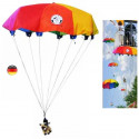 Parachute 85cm, à lancer, jouet d'exterieur de corvus