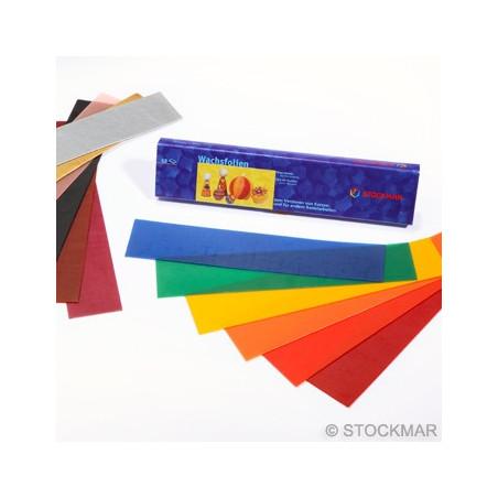 Cire à décorer, 12 couleurs de Stockmar