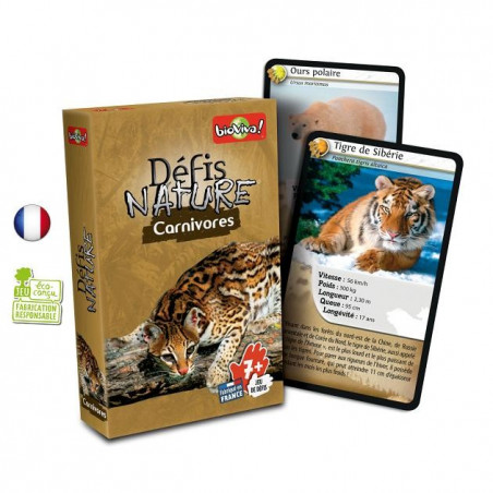 Défis nature Carnivores