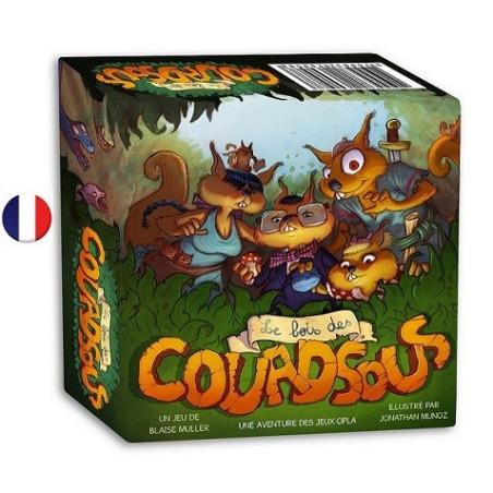 Le bois des Couadsous, jeu de mémoire