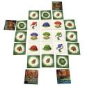 Le bois des Couadsous, jeu de société original de mémoire, ecologique et éthique de opla jeux