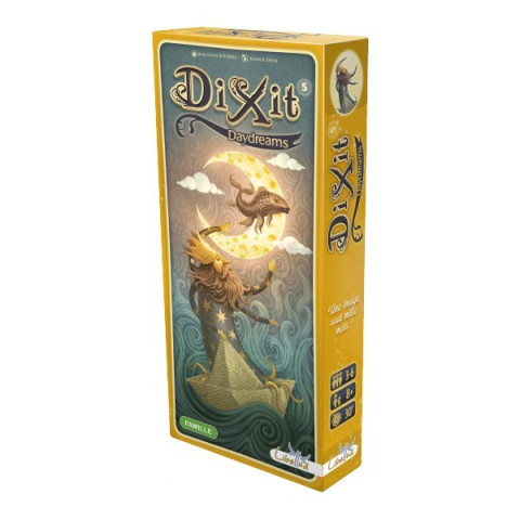 Dixit 5 Daydreams, extension de jeu