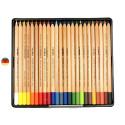 24 Crayons de couleur aquarelle Rembrandt de Lyra, qualité professionnelle en bois PEFC
