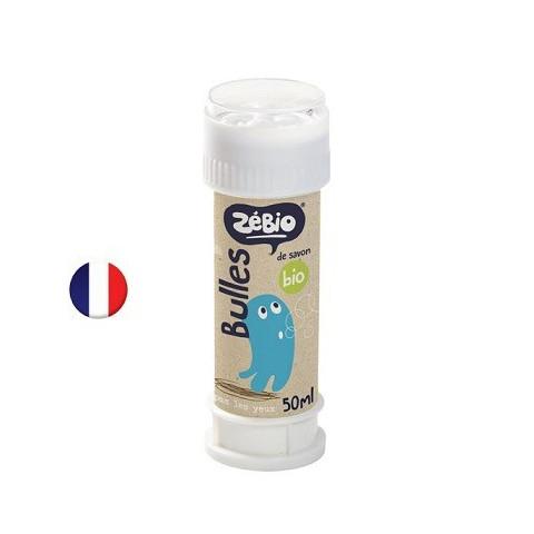 Bulles de savon bio, flacon 50ml