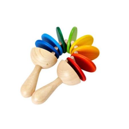 Claquette, instrument de musique en bois Plan Toys