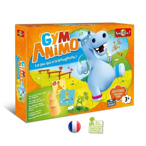 Gym'Animo, jeu de motricité