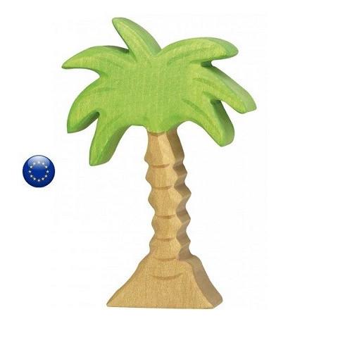 Arbre, palmier, jouet en bois, décor steiner waldorf pour table de saison Holztiger ostheimer