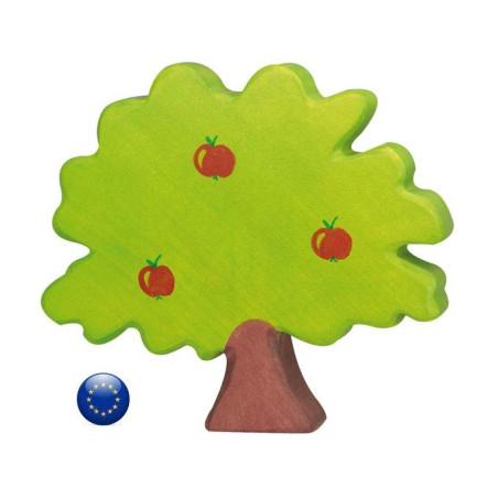 Pommier, arbre en bois Holztiger