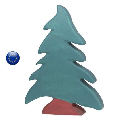 Sapin, arbre en bois Holztiger