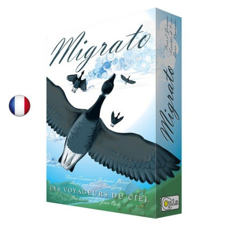 Migrato, jeu de strategie