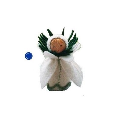 Kit poupée perce-neige, en feutrine