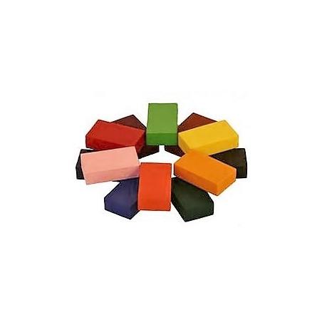 Bloc de cire Stockmar, couleurs 17 à 26