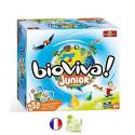 Bioviva junior, jeu de société pour petits sur la nature et la planete, ecologique et ethique de Bioviva