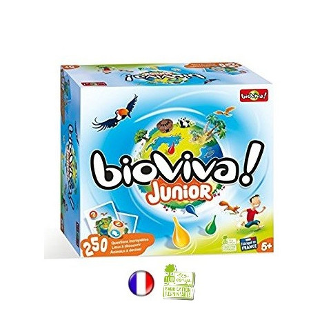 Bioviva junior, jeu d'ambiance pour petits