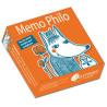 Mémo Philo, jeu de mémory cooperatif ecologique et ethique, pour penser à l'endroit