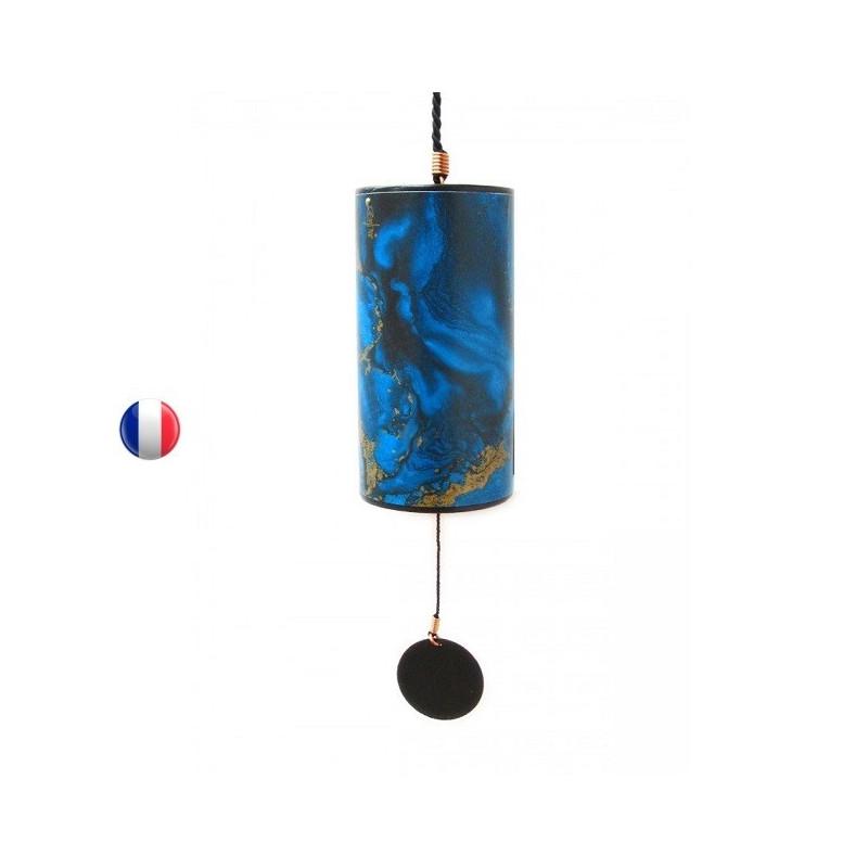 Zaphir Blue moon, Carillon Shanti hiver, instrument de musique apaisant et harmonisant, méditation
