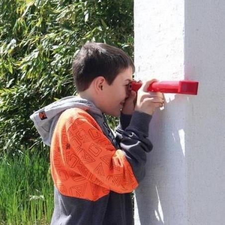 Periscope d'observation et d'espionnage, experience optique d'enfant, bartl